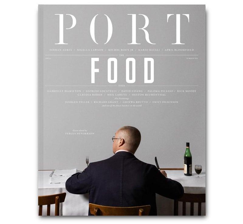 port magazine inspiration