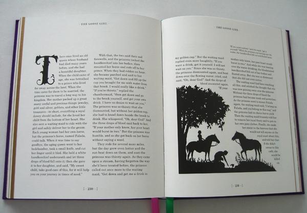 Inspiring Book Design - Brothers Grimm 2
