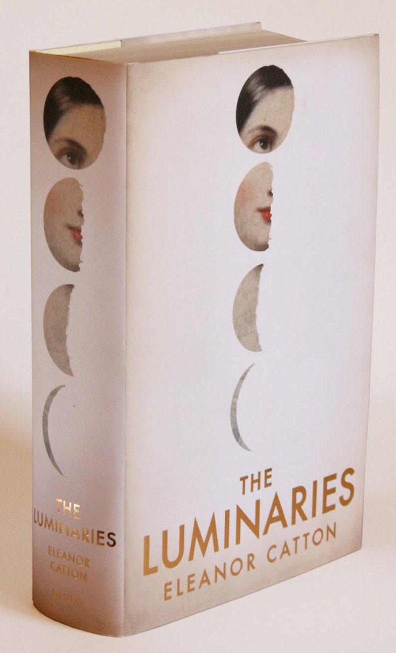 luminaries eleanor catton book cover design granta jenny grigg