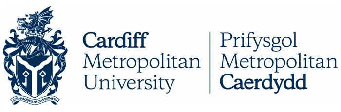 Cardiff Met Typographic Logo