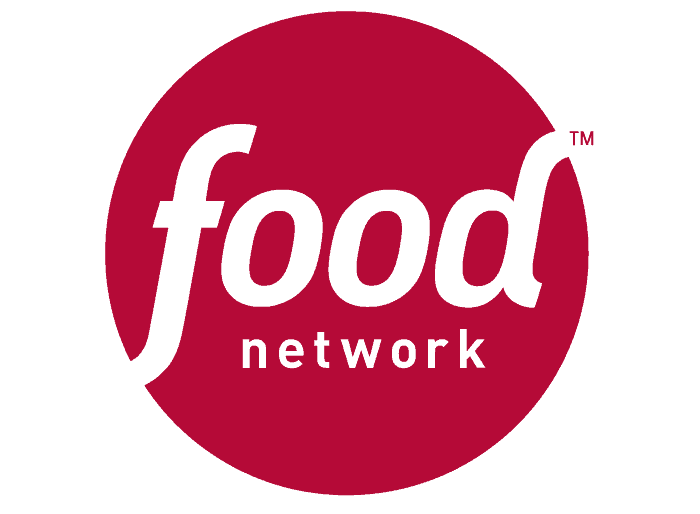 Food Network Typographic Logo