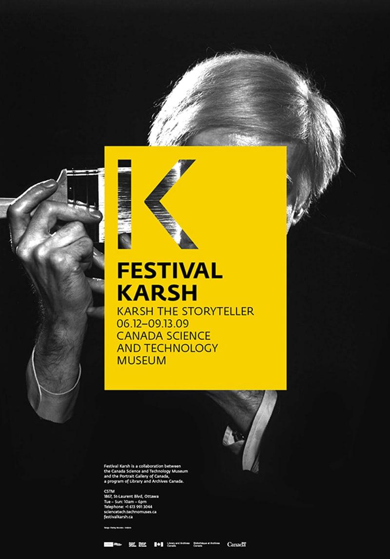 flyer design promotional marketing festival karsh uniform