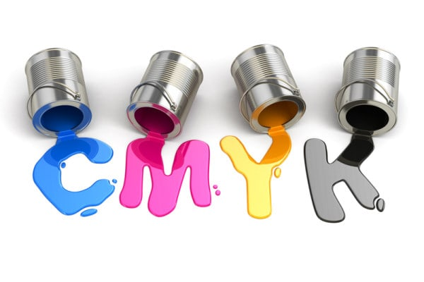 CMYK color colour indesign
