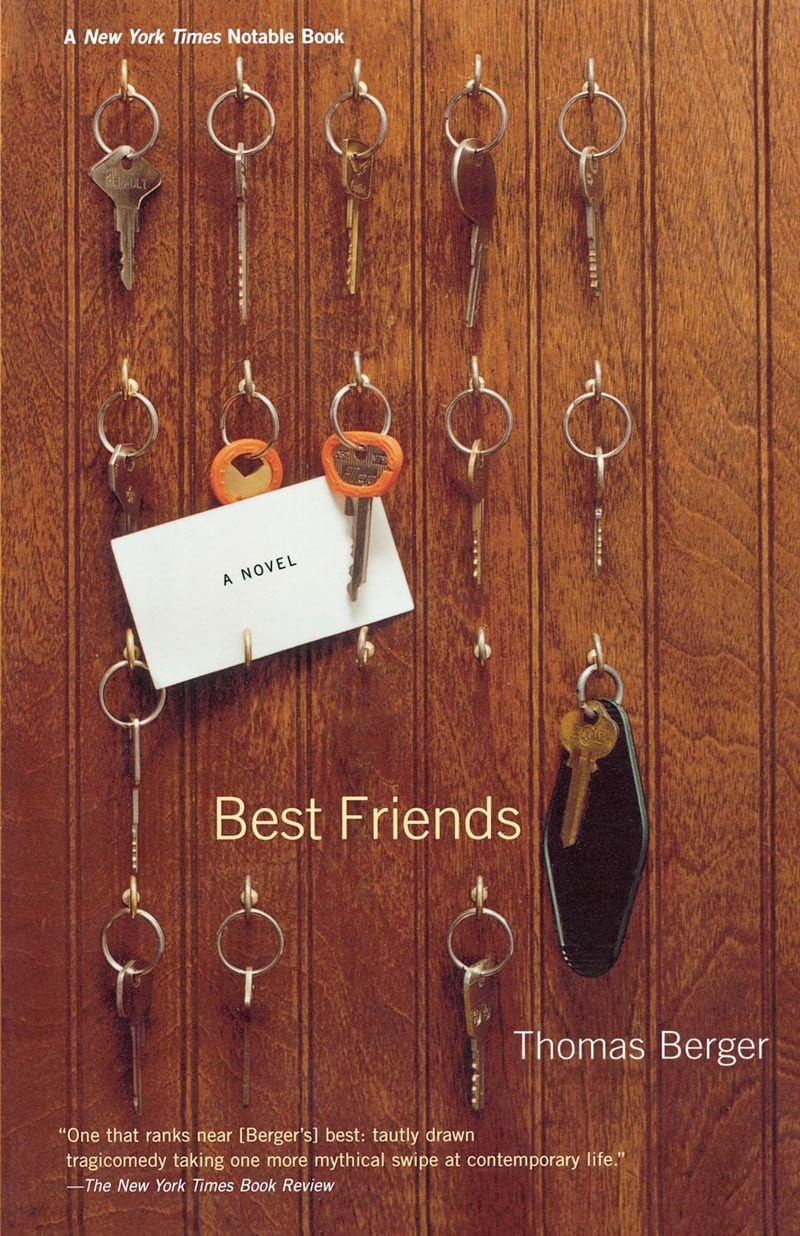 indesign book cover design aerial photo best friends thomas berger