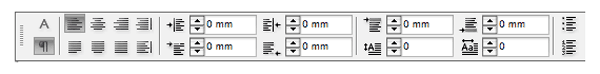 typography indesign paragraph formatting controls panel