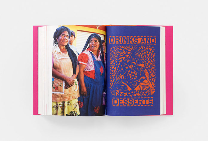 indesign inspiration cookbook cookery book design inspiration