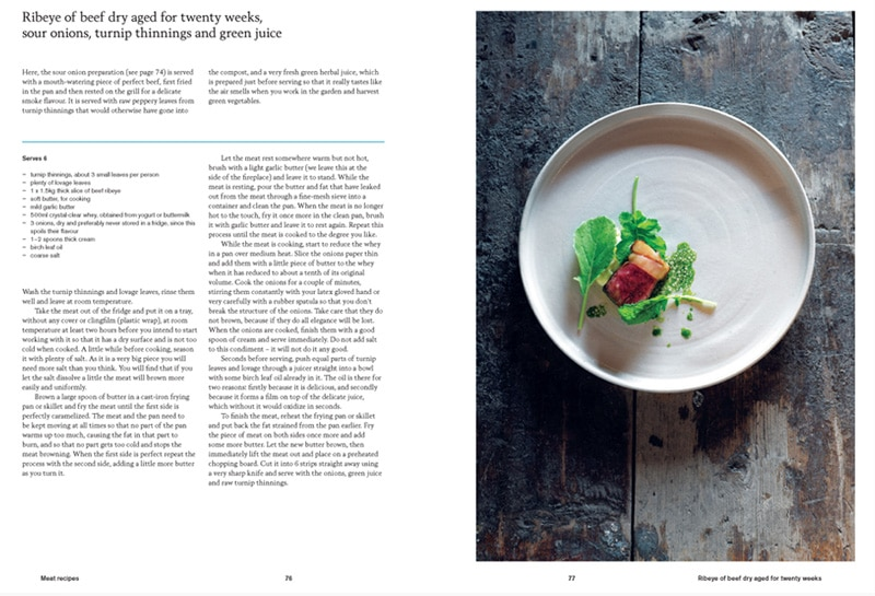 indesign inspiration cookbook cookery book design inspiration skandinavian faviken