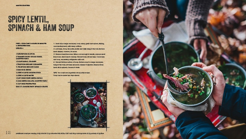 indesign inspiration cookbook cookery book design inspiration hieu nguyen