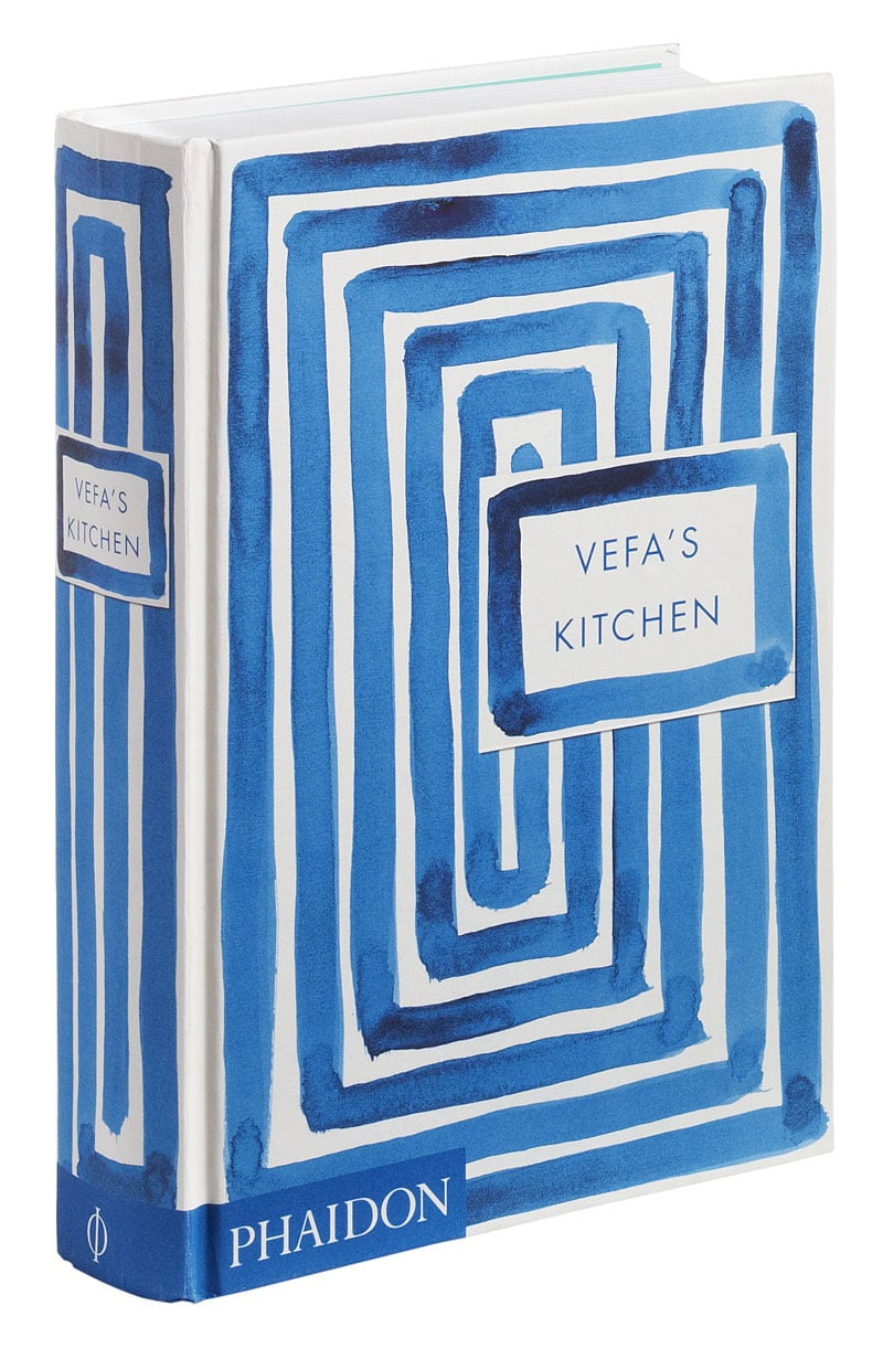 indesign inspiration cookbook cookery book design inspiration vefa's kitchen phaidon