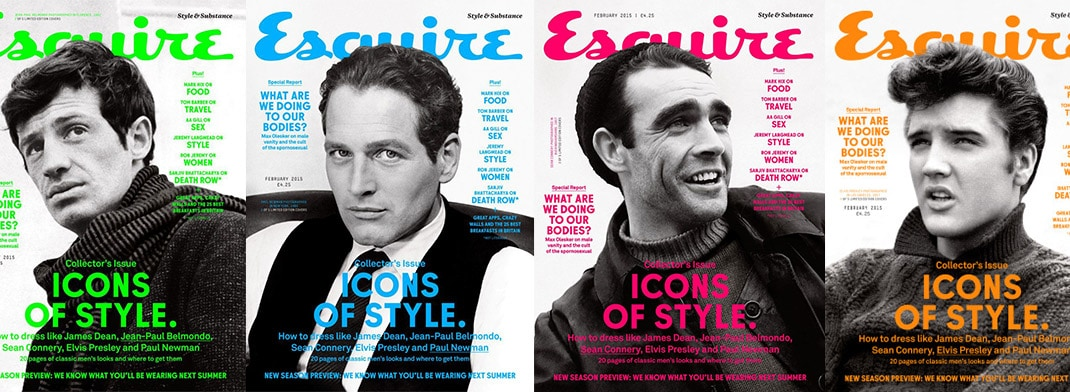 The Best Fonts for Magazine Covers