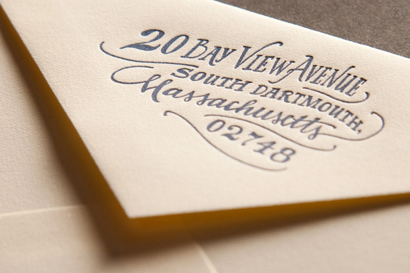 wedding invitations invite stylish unique modern beautiful design ladyfingers letterpress