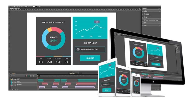 EPUB eBook eMagazine digital publishing design interactive content adobe edge animate