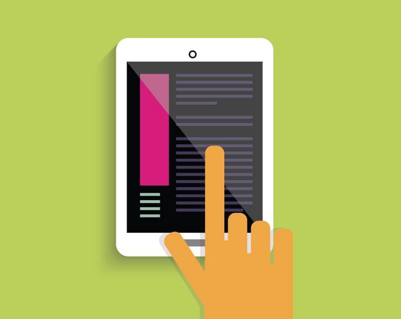 EPUB eBook eMagazine digital publishing design