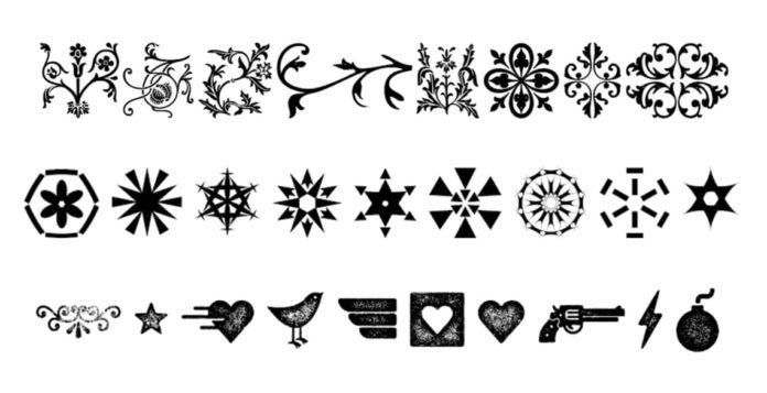 typography secrets fonts with great best glyphs symbols graphics adobe caslon pro