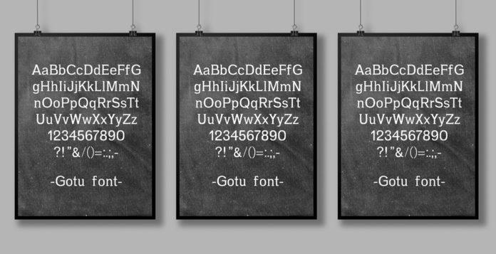 best free fonts business cards resume cv professional serif sans serif