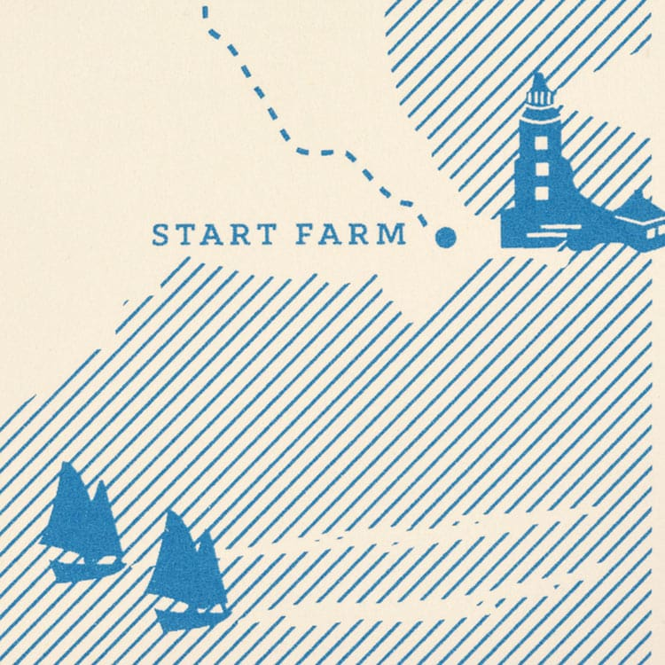 Pirrip Press screen printing printed wedding invitations invite retro vintage
