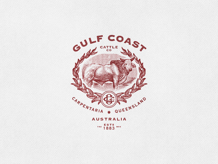 ye olde studio letterpress vintage branding packaging logo