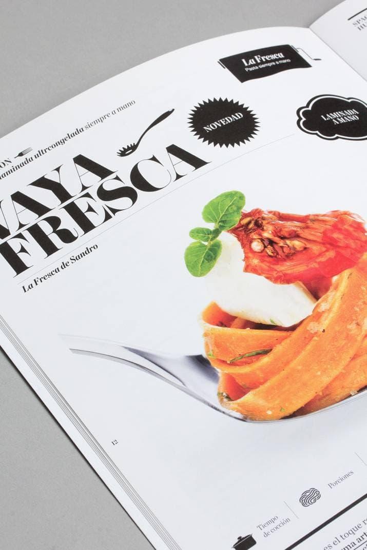 catalogue booklet lookbook design layout inspiration marketing desigual catalogue catalog food catering sandro desii