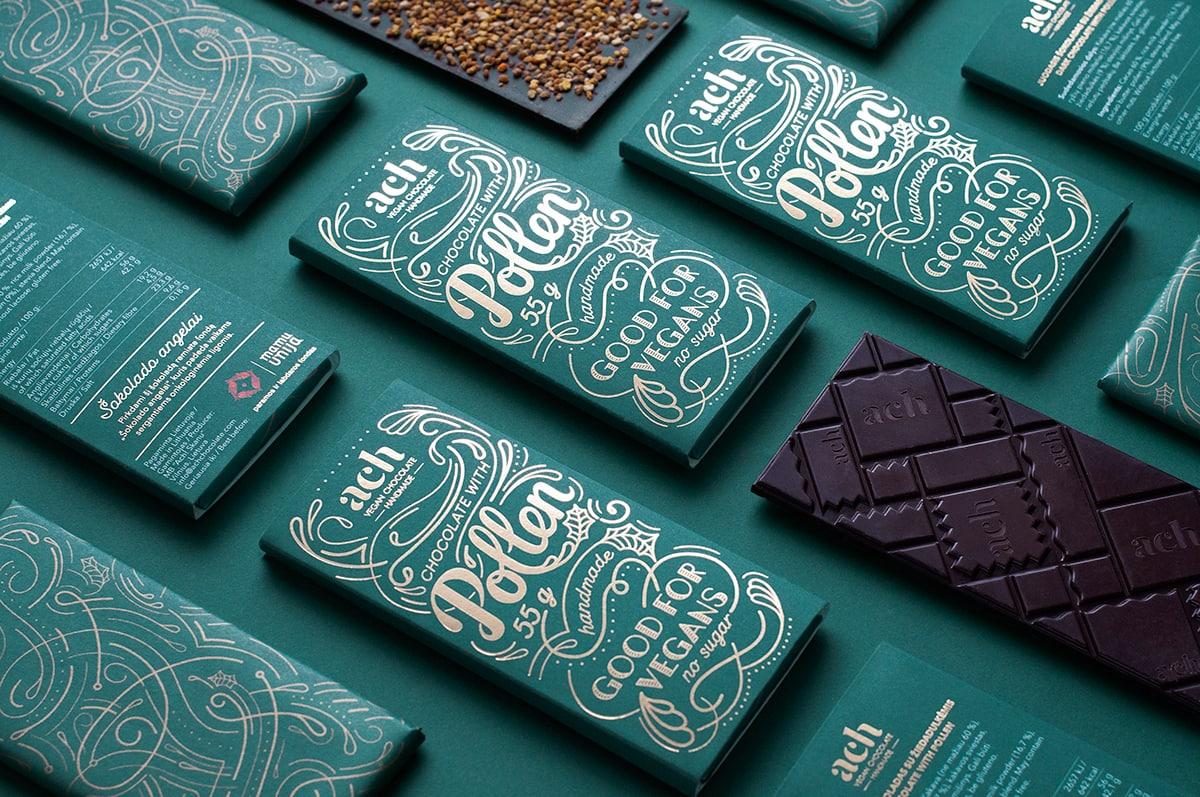 2017 graphic print design trends pattern flat design packaging foiling vintage