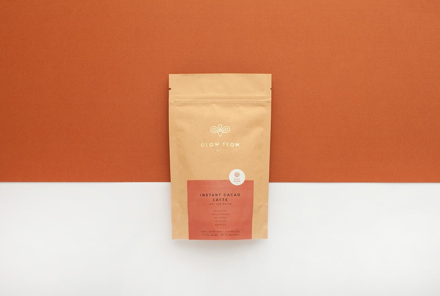 2017 graphic print design trends minimal subtle modern packaging tea packet