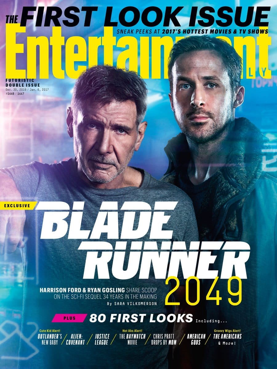 2017 graphic design print design trends eighties design neons blade runner 2049