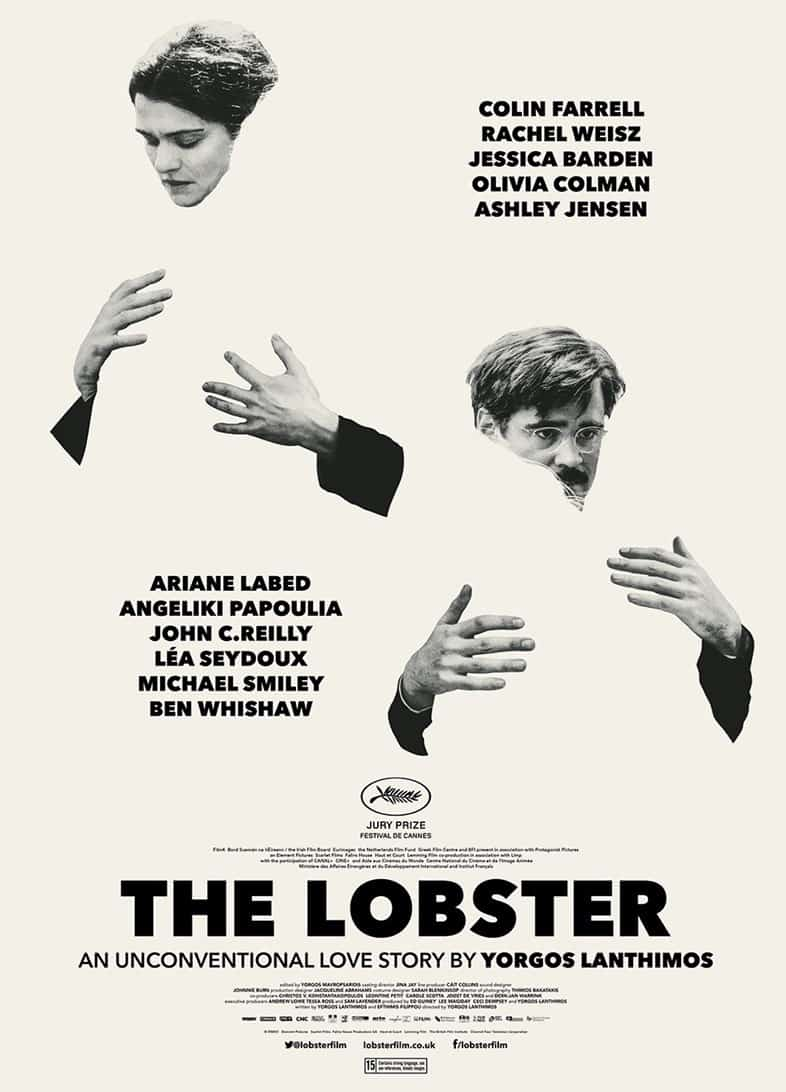 movie poster fonts typography typefaces design the lobster