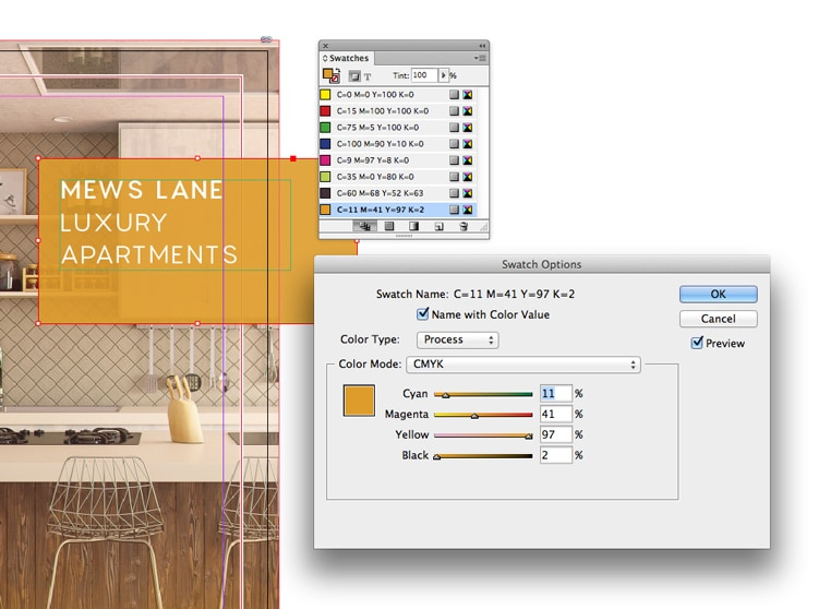 How to edit free InDesign templates from InDesignSkills