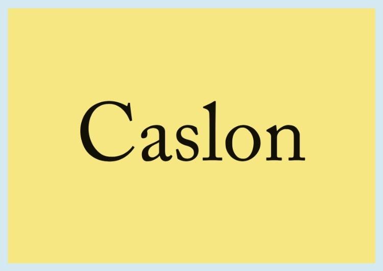 essential fonts designers need capsule beginners sans serifs caslon