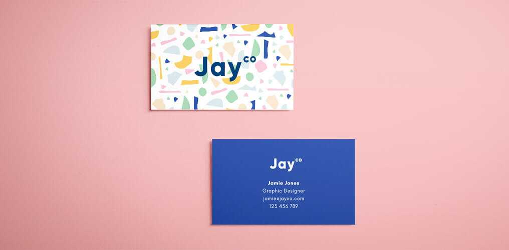 Indesign Business Card Template Free Download