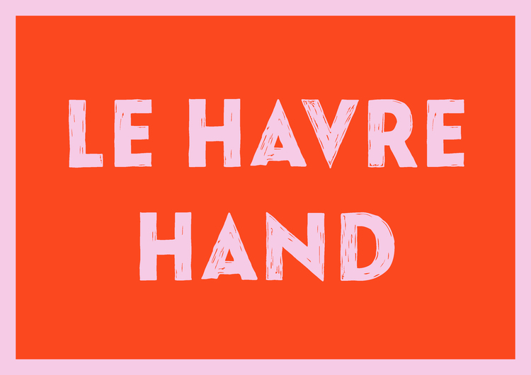 fonts.com best free fonts le havre hand