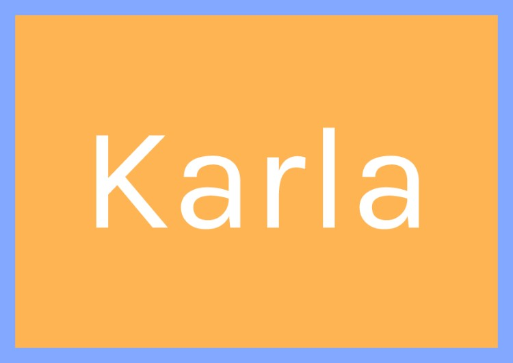 best free fonts font squirrel karla