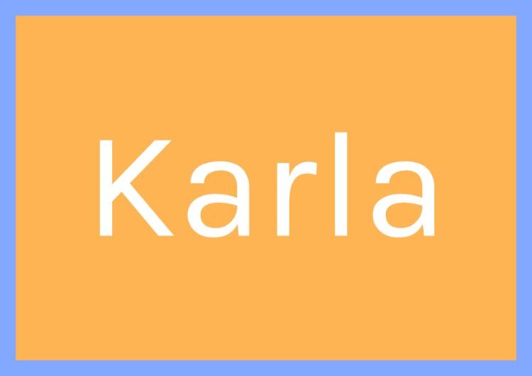 best free fonts font squirrel karla
