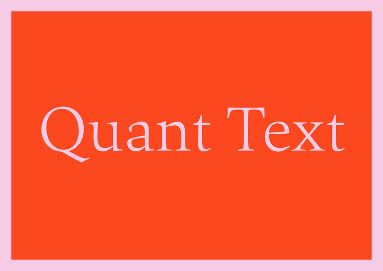 fonts.com best free fonts quant text