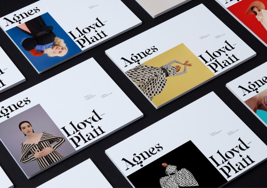2019 graphic design trends curvy serif fonts