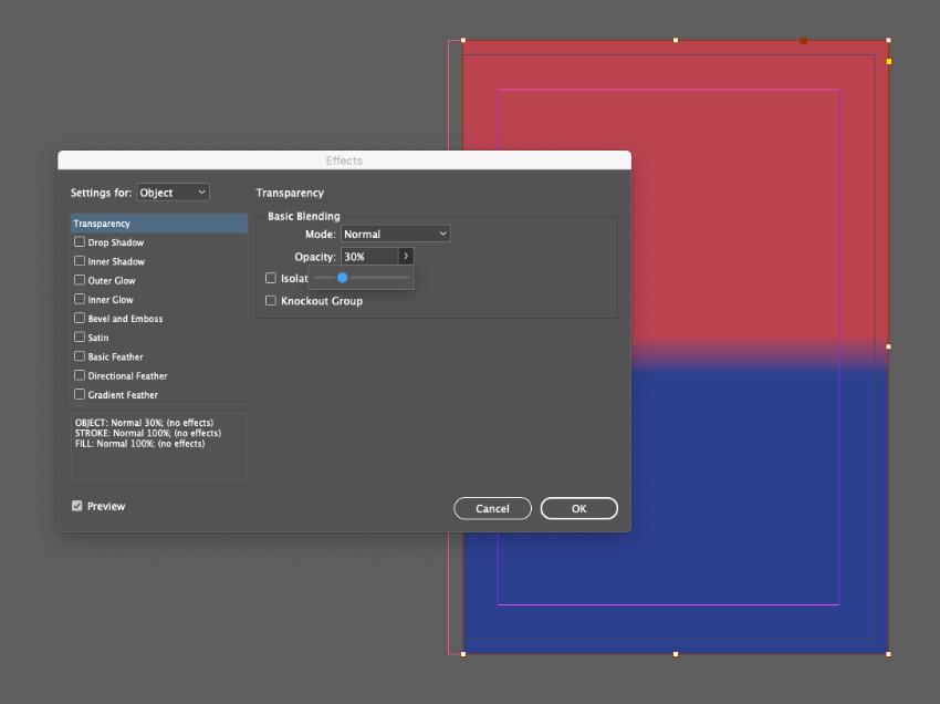 zine design indesign template grainy gradient