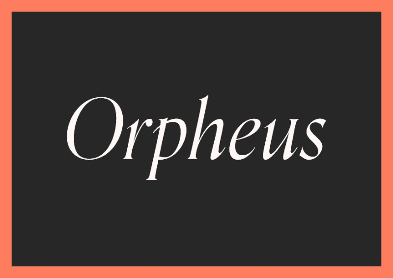 best free italic fonts orpheus