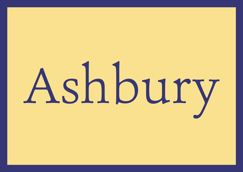 best free serif fonts traditional fonts ashbury