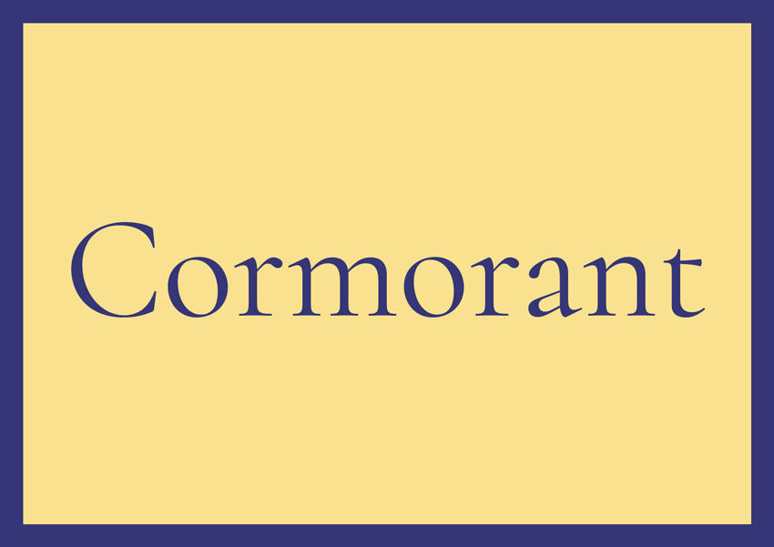 best free serif fonts traditional fonts cormorant