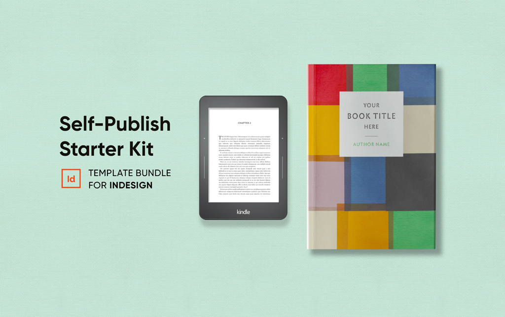 indesignskills self publish starter kit indesign book cover templates for indesign adobe indesign publishing templates typesetting
