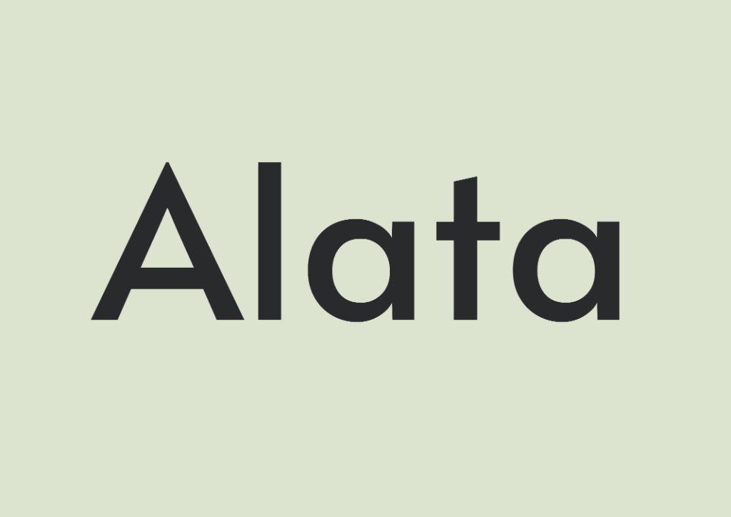 alata best free fonts free serif fonts free sans serif fonts free typefaces free new 2021 fonts free fonts 2021