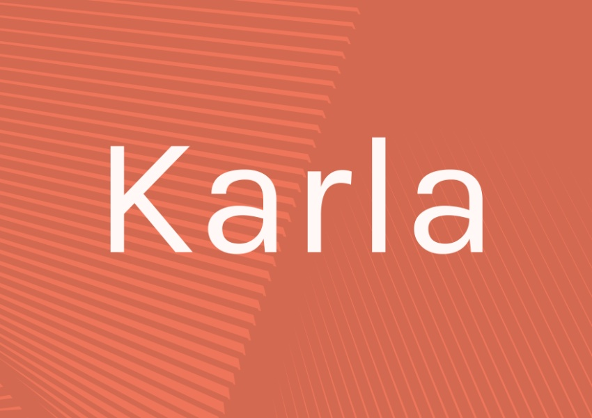 karla best free fonts for architecture portfolios architects free fonts helvetica futura free alternatives architectural branding
