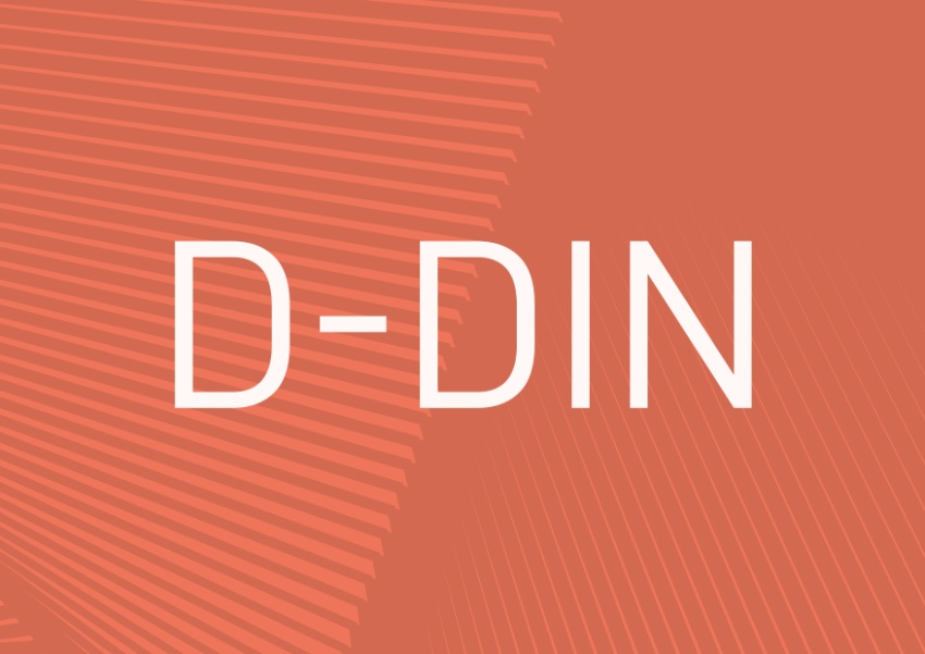 d-din din best free fonts for architecture portfolios architects free fonts helvetica futura free alternatives architectural branding