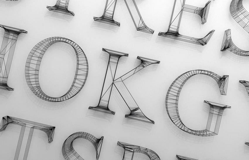 best fonts for books typesetting book design book cover title caslon garamond baskerville